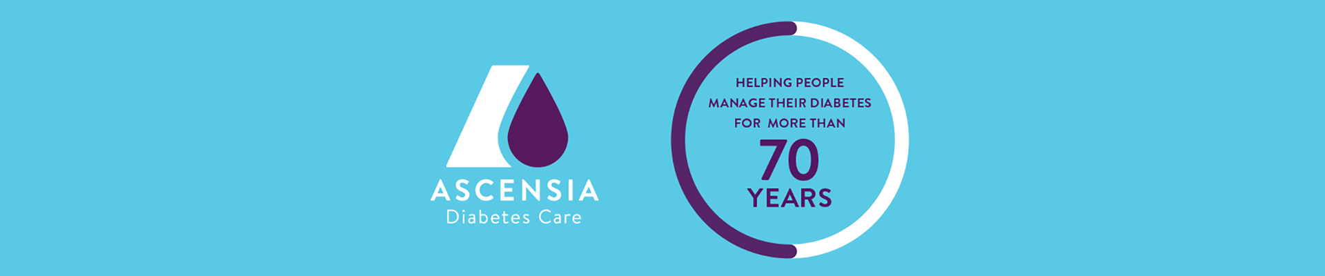 Ascensia Diabetes Care helping people manage their diabetes for more than 70 years