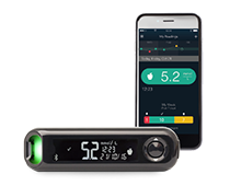 The Contour Next One meter and Contour Diabetes App